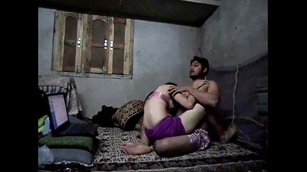 Romantic sex in village house