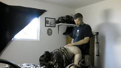 Mature aunt doggystyle fuck