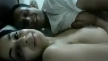 Honry Wife Nude with Husband