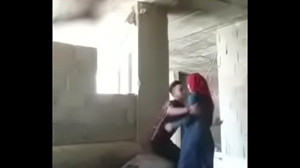 Pakistani lovers have sex in construction
